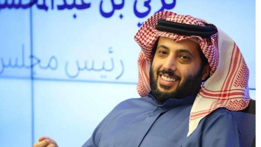 تركي آل الشيخ رئيس الهيئة العامة للترفيه في السعودية