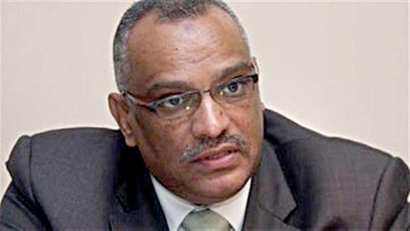 المهندس محمد أبو سعدة- رئيس الجهاز القومي للتنسيق الحضاري
