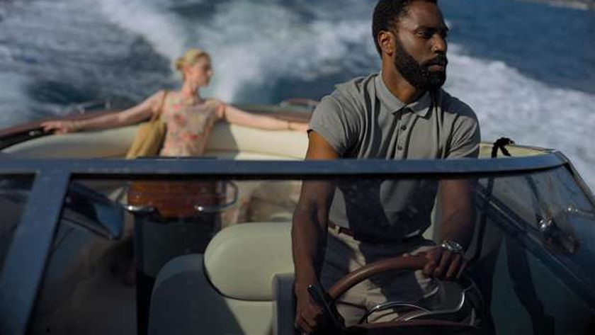 مشهد من فيلم Tenet