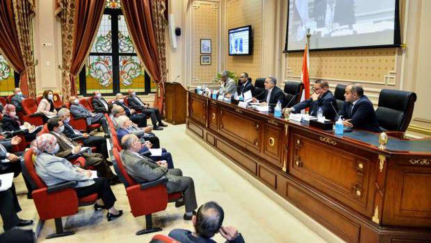 اجتماع لجنة الإدارة المحلية