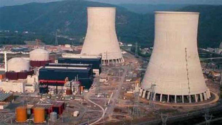 مفاعل نووي إيراني