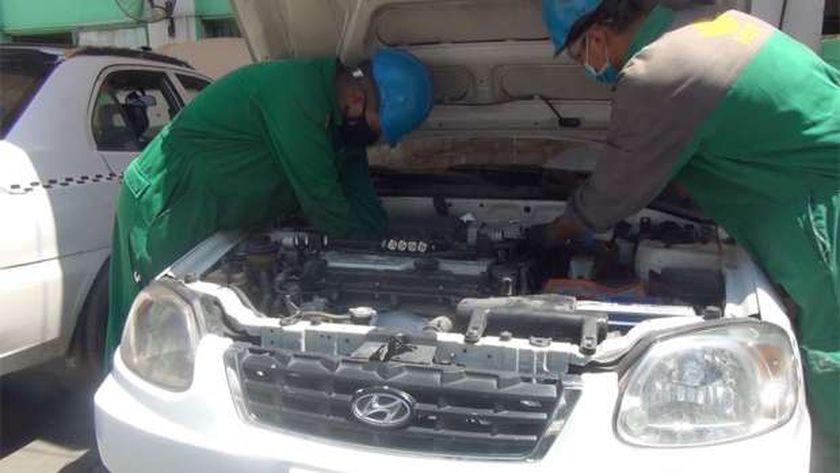 بعد ارتفاع أسعار البنزين.. تعرف على سعر الغاز الطبيعي للسيارات