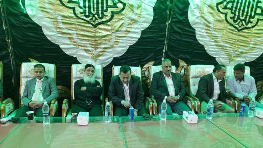 صورة «مصر الوحدة الوطنية».. احتفال المولد النبوي في بنها (بث مباشر) – المحافظات