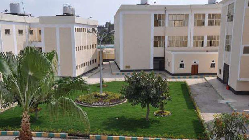 المدن الجامعية بكفر الشيخ