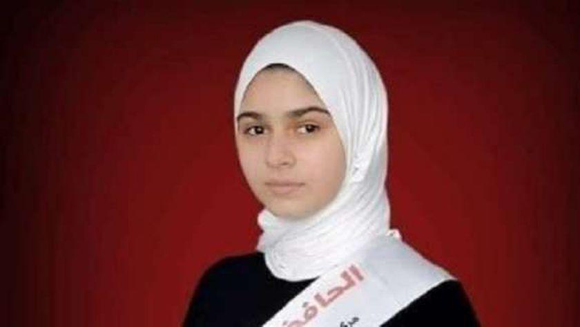 الطفلة الفلسطينية تقوي ظاهر