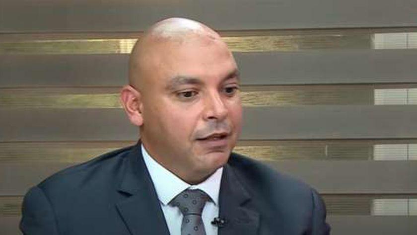 محمود القط، عضو تنسيقية شباب الأحزاب والسياسيين