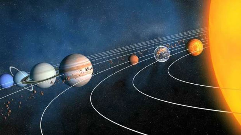 مجموعة الكواكب الشمسية