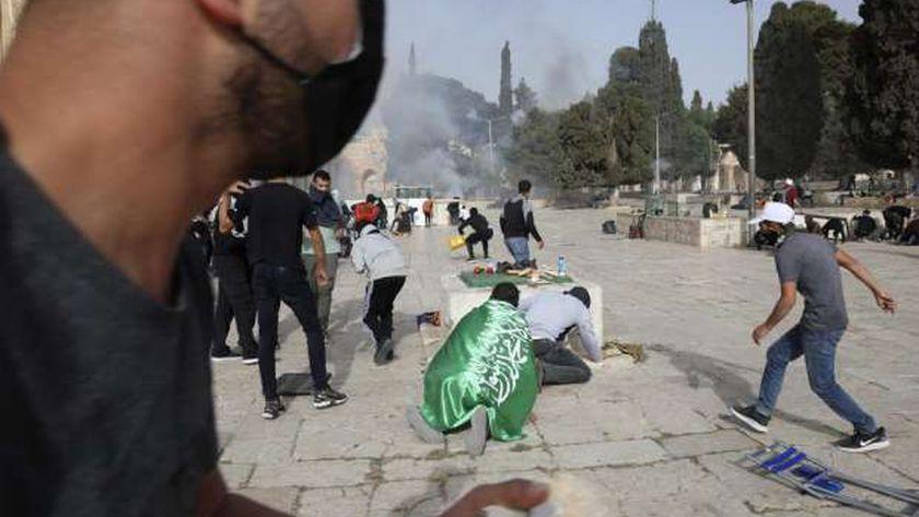 انتهاكات المسجد الأقصى
