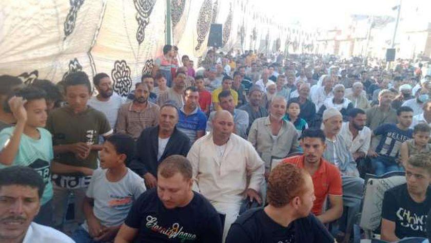 مؤتمر لحزب مستقبل وطن في كفر الشيخ