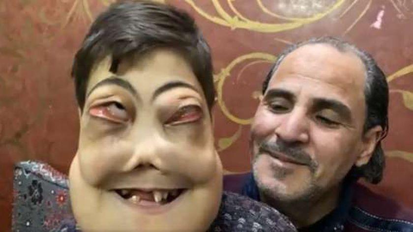 الطفلين أحمد ويوسف في الدقهلية