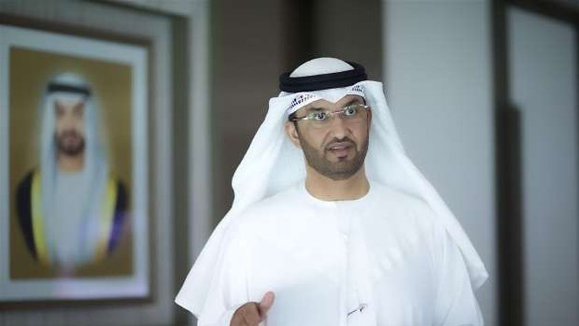 سلطان بن أحمد الجابر، وزير الصناعة والتكنولوجيا المتقدمة الإماراتي