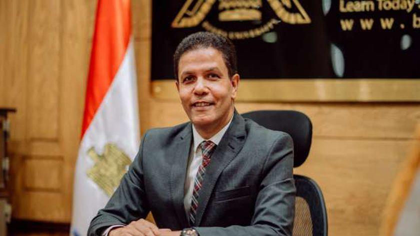 الدكتور ناصر الجيزاوي