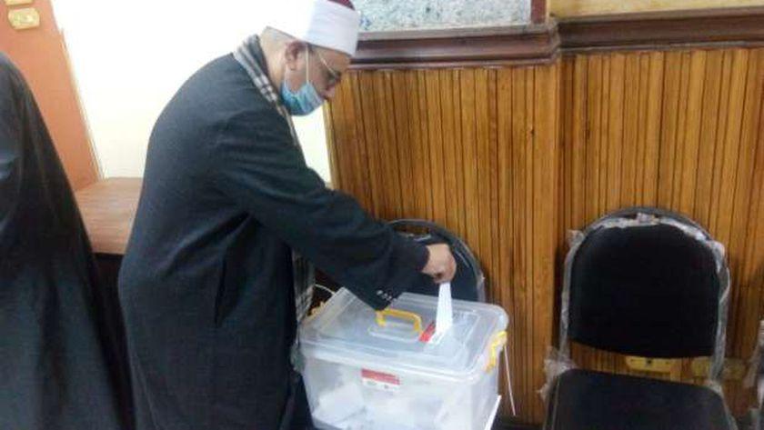 انتخابات النقابة