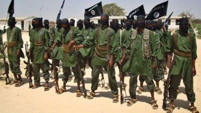 عناصر من حركة الشباب الإرهابية