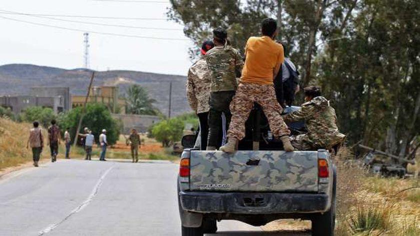 الميليشيات المسلحة