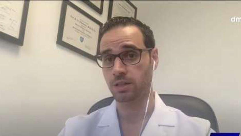 الدكتور عمرو عبدالباقي
