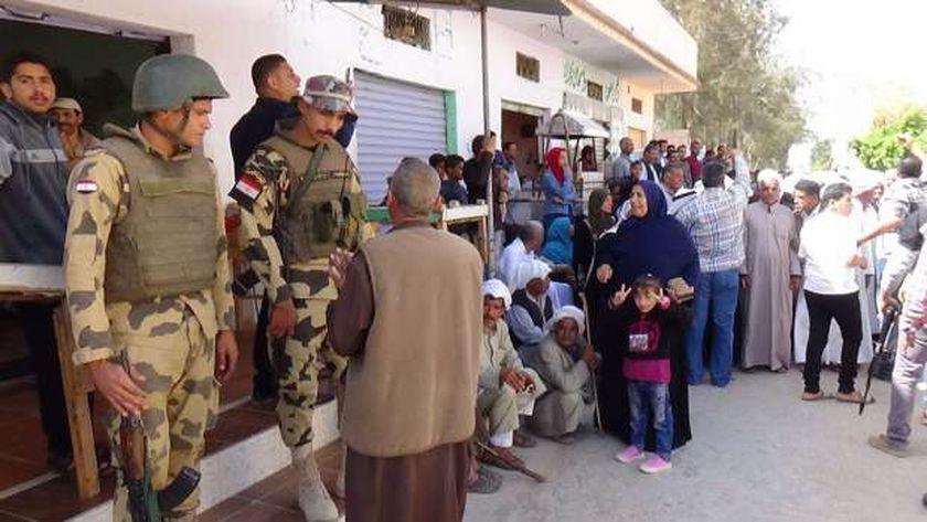 أهالى شمال سيناء يواجهون الإرهاب بانتخاب رئيسهم