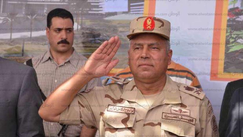 اللواء أركان حرب كامل الوزير
