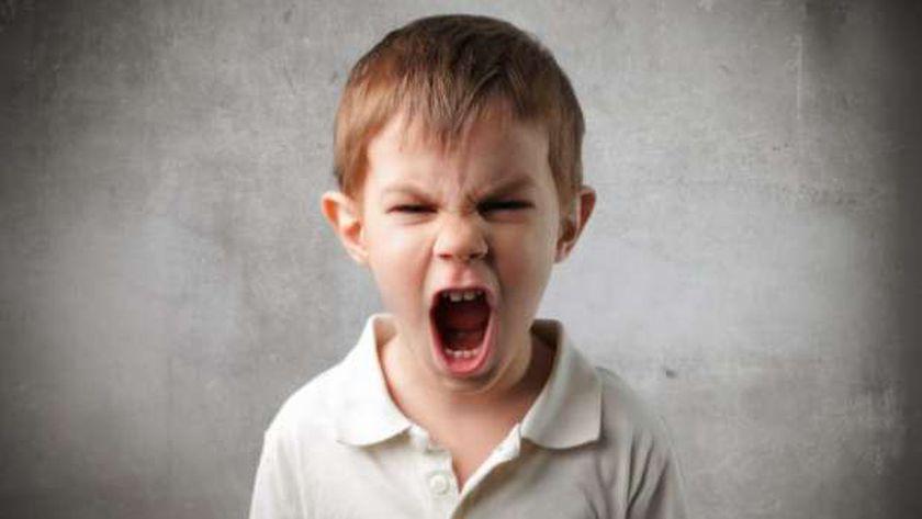 طفل غاضب- صورة تعبيرية
