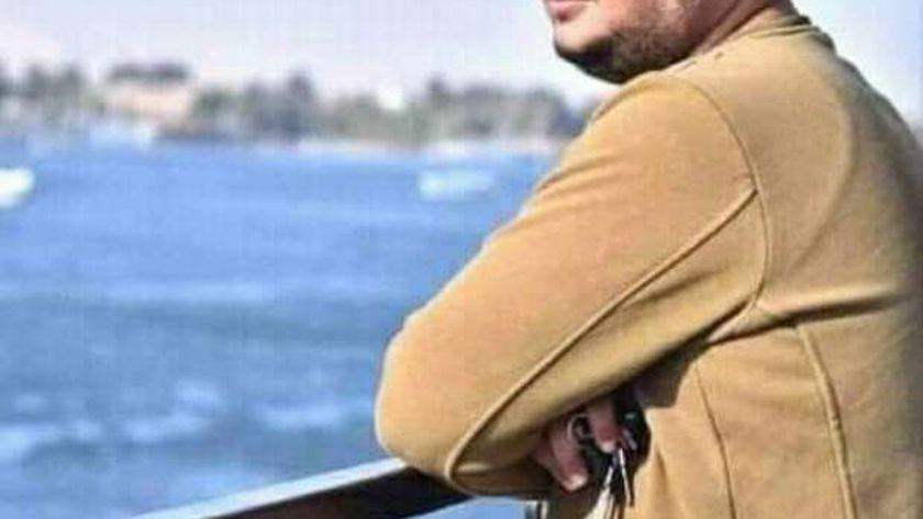 الدكتور أحمد حمادة