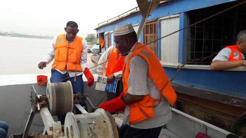 مهندسون سودانيون بسد بوط