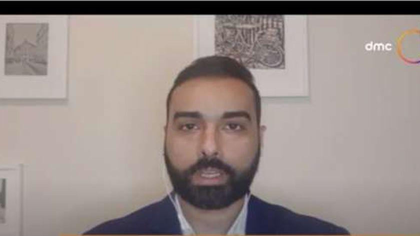 الدكتور أحمد سعد