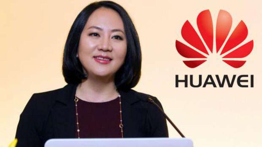 المديرة المالية لشركة «هواوي» الصينية «منج وان تشو»