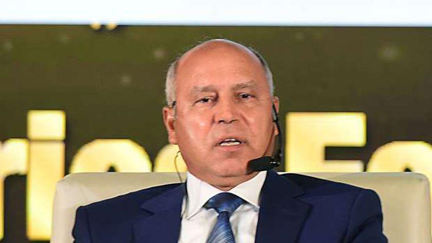 المهندس كامل الوزير وزير النقل والمواصلات