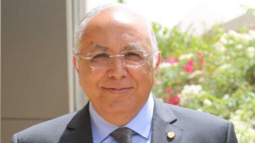 الدكتور أحمد الجوهري .. رئيس الجامعة المصرية اليابانية