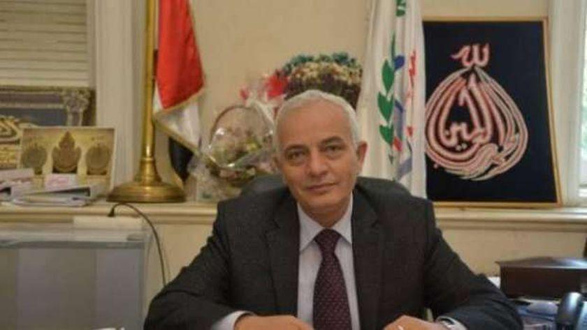 الدكتور رضا حجازى نائب وزير التعليم لشؤون المعلمين
