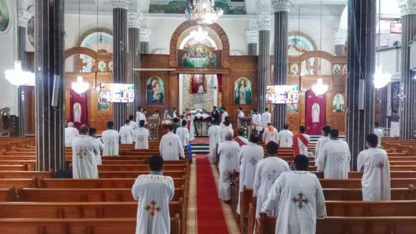 كنائس الإسكندرية - صورة أرشيفية