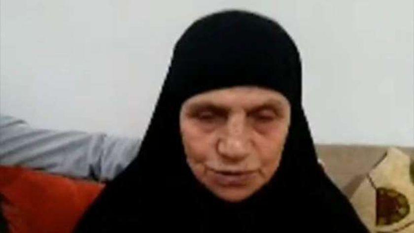 والدة «بيج رامي»