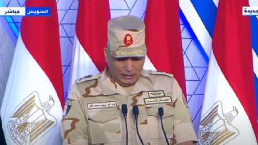 رئيس الهيئة الهندسية للقوات المسلحة