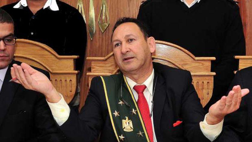 المستشار دكتور محمد خفاجي، نائب رئيس مجلس الدولة