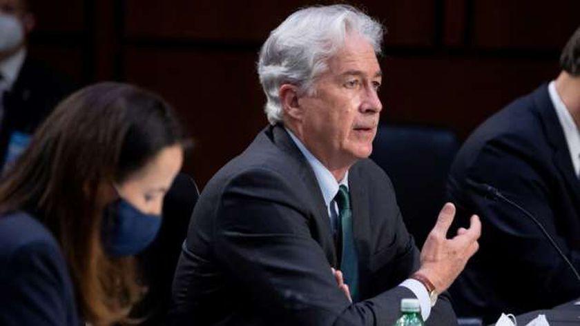مدير وكالة المخابرات المركزية الأمريكية (CIA) وليام بيرنز