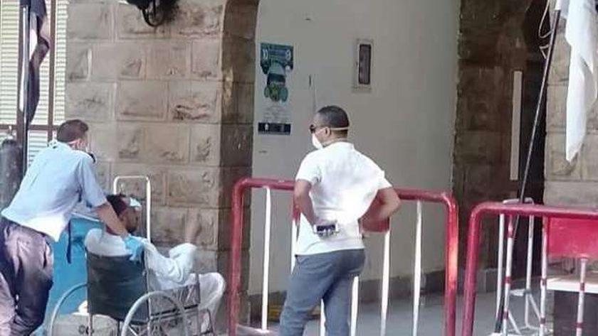 مستشفى حميات قنا