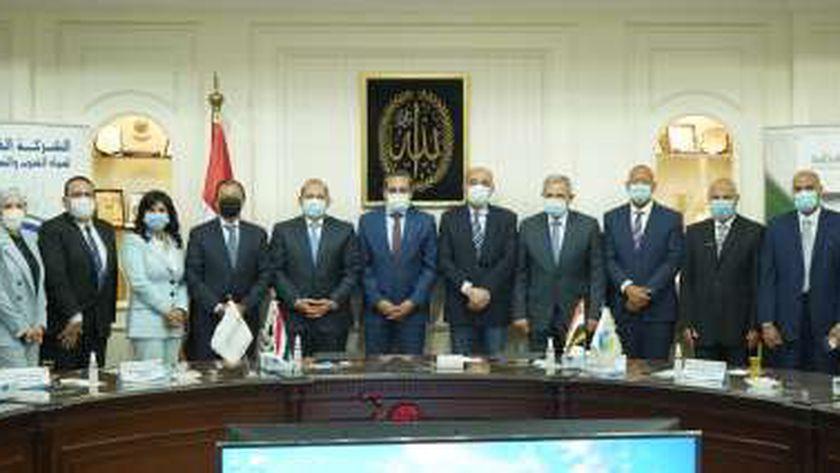 البنك الأهلى يوفر بدائل متطورة لمختلف الخدمات الأساسية للمواطن المصرى