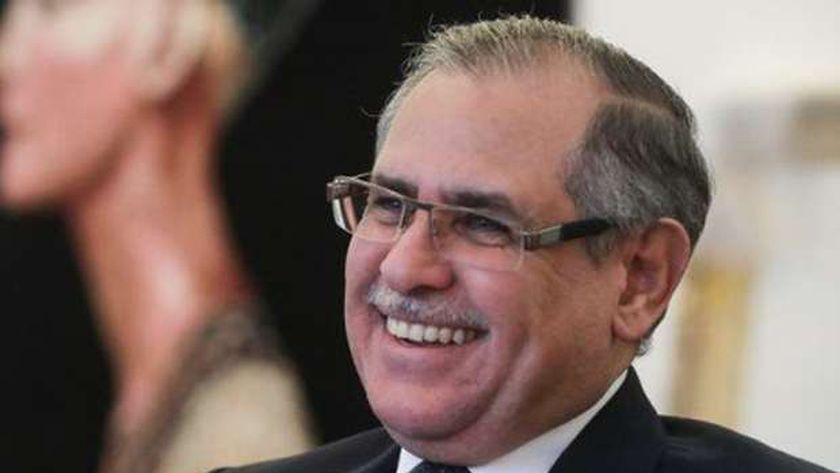 السفير إيهاب نصر.. السفير المصري بروسيا