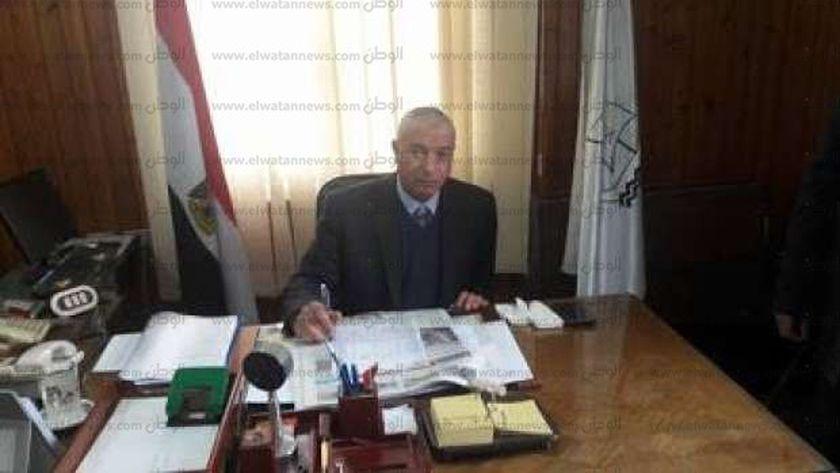 المهندس عبد الرافع احمد عبد العظيم، وكيل وزارة الزراعة بكفرالشيخ