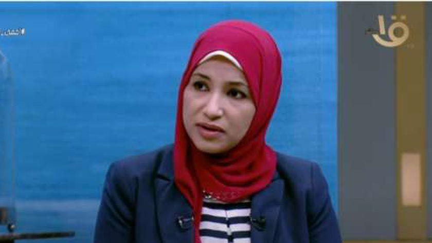 الدكتورة نهى عاصم مستشارة وزيرة الصحة
