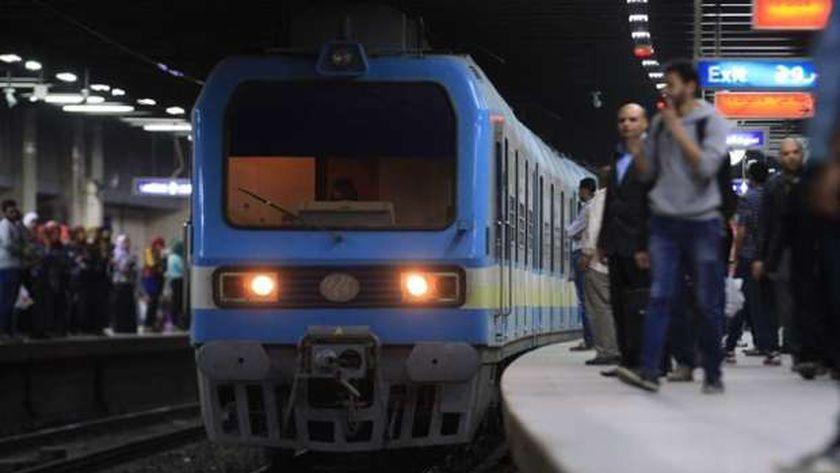 مترو الأنفاق الخط الأول