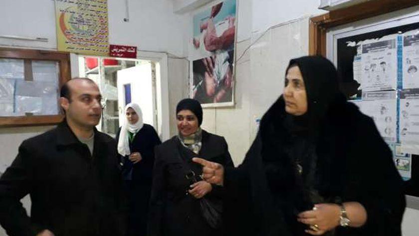 وكيل وزارة الصحة بكفر الشيخ-أرشيفية