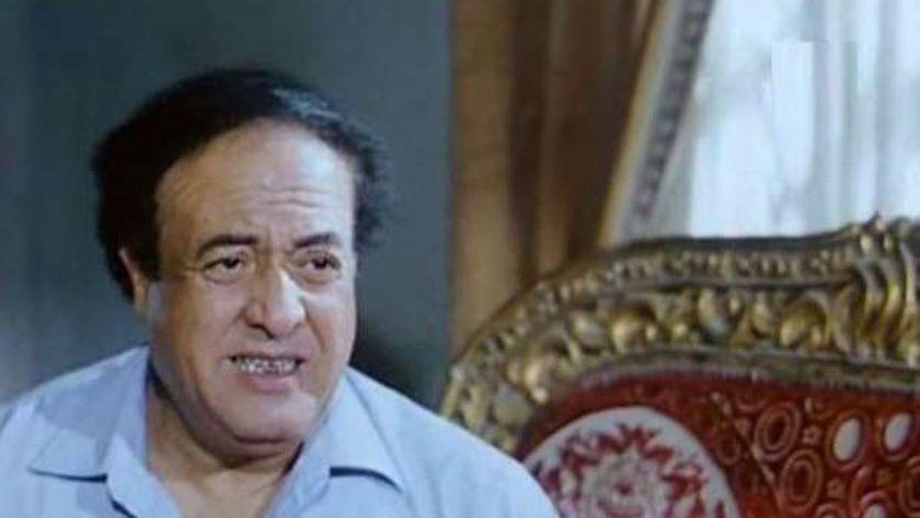 الفنان الراحل محمد متولي