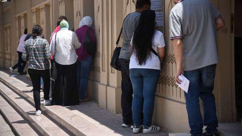 طلاب جامعة عين شمس