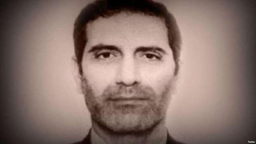 الدبلوماسي الإيراني أسد الله أسدي
