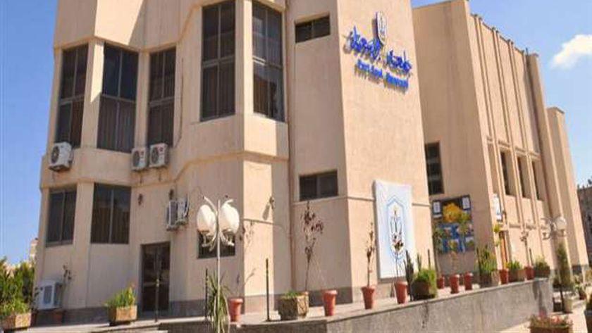 جامعة بورسعيد - أرشيفية