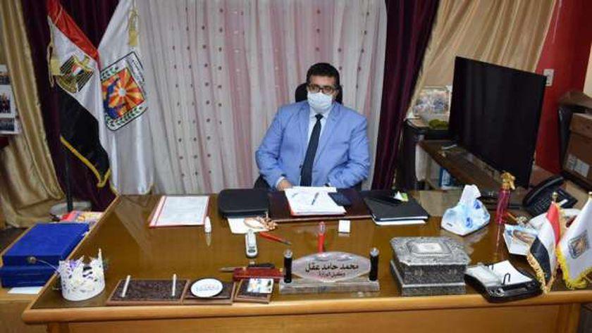 وكيل الوزارة