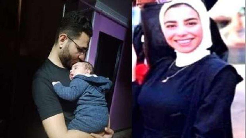 نجلاء فتاة المول والمهندس أحمد عاطف