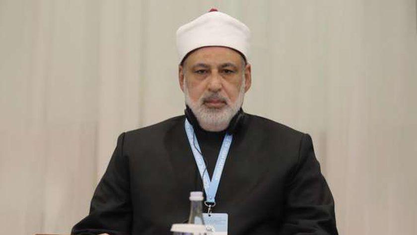 أ.د/ محمد الضويني، وكيل الأزهر