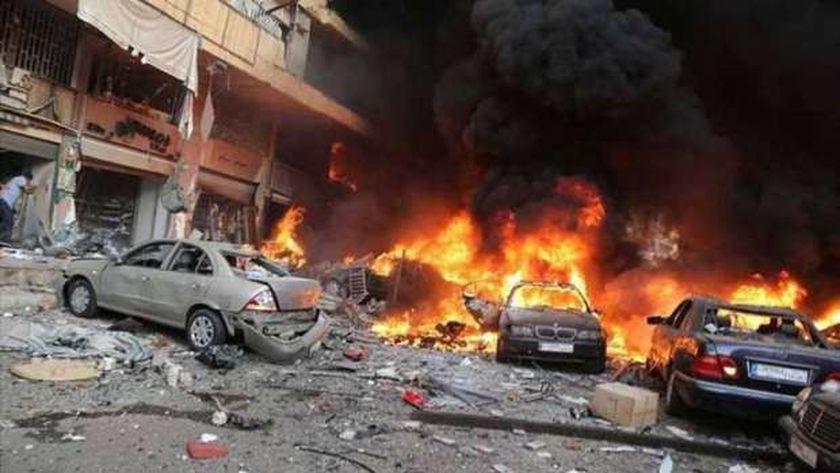 إصابة 26 عراقيا جراء انفجار  أسطوانة غاز في «الديوانية» جنوب البلاد